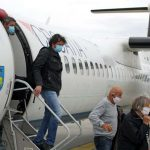 UN agency recommends health guidelines for airlines